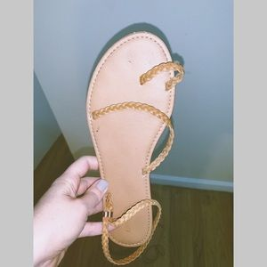 Forever 21 Grecian-Style Women's Sandals, Size 9
